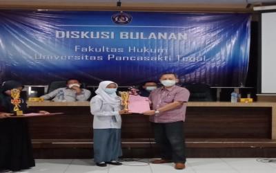 Siswi MAN 1 Tegal Raih Juara 2 Ajang Essay Competition