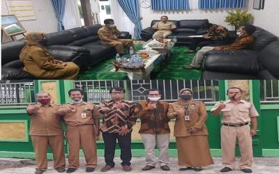 Tim Monev Balitbang Kemenag RI Acungi Jempol Pelaksanaan Pembangunan Gedung SBSN MAN 1 Tegal